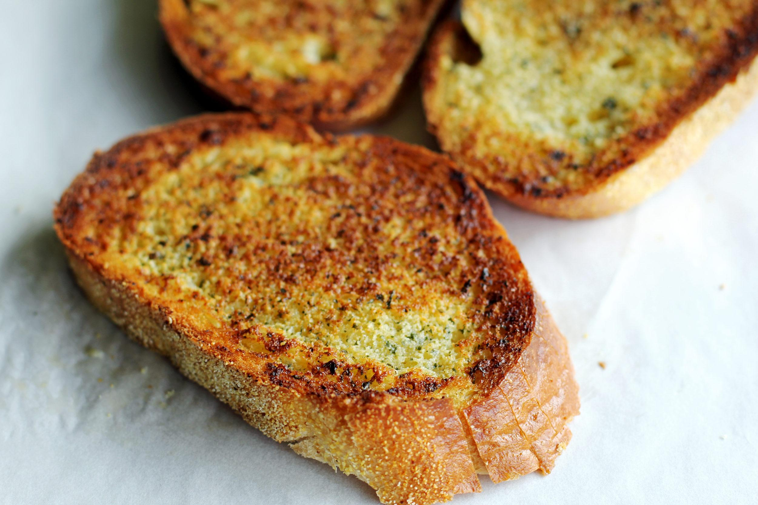 Garlic Bread Spread
